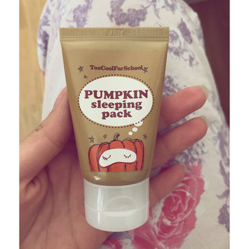 Photo of Too Cool For School Pumpkin Sleeping Pack uploaded by Alexia M.