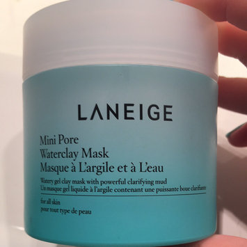 Photo of LANEIGE Mini Pore Water Clay Mask uploaded by Sarah C.