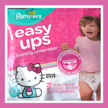 Photo of Pampers® Easy Ups™ uploaded by Lisa S.