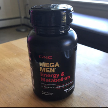 Photo of GNC Mega Men(r) Energy & Metabolism uploaded by Haley T.