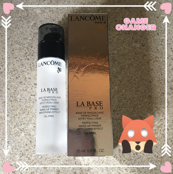 Photo of Lancôme La Base Pro Perfecting Makeup Primer uploaded by Wendy B.