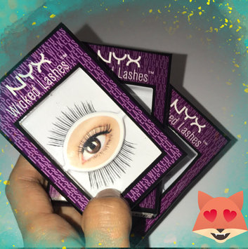 NYX Wicked Lashes uploaded by Diana C.