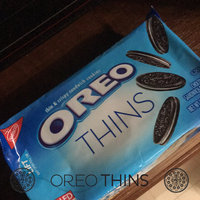 Oreo Thins Chocolate Sandwich Cookies uploaded by Andjoua R.