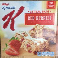 Kellogg's Special K Cereal Bars Red Berries - 6 CT uploaded by Jordan B.
