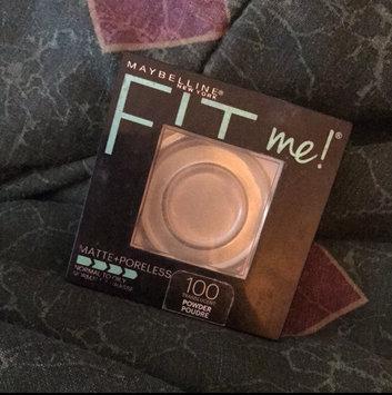Maybelline Fit Me! Set + Smooth Pressed Powder uploaded by Jazmyn H.