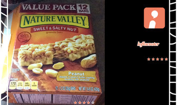 Photo of Nature Valley™ Peanut Crunch Roasted Nut Crunch uploaded by Rocio S.