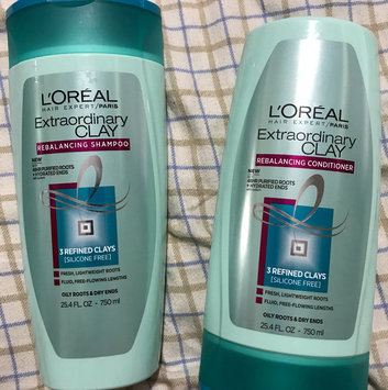 L'Oréal Extraordinary Clay Rebalancing Shampoo uploaded by Glenda M.