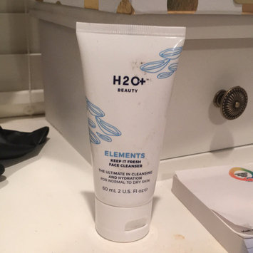 Photo of H20+ Beauty Elements Keep It Fresh Face Cleanser - Normal to Oily Skin, Multi/None uploaded by Taylor W.