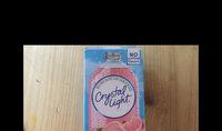 Crystal Light On The Go Natural Pink Lemonade Drink Mix uploaded by Lesley K.