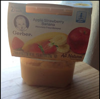 Gerber® 2nd Foods® Baby Food | Apple Strawberry Banana uploaded by Kelly L.