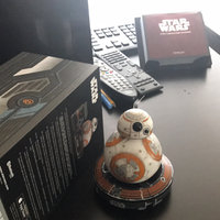 Sphero Star Wars Special Edition BB-8 App-Enabled Droid with Force Band uploaded by Luisa F.