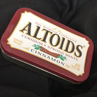 Altoids Curiously Strong Cinnamon Mints uploaded by Luisa F.