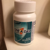 One A Day Women's Active Metabolism Multivitamin/Multimineral Supplement Tablets - 50 CT uploaded by Jessica M.
