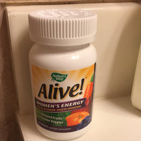 Nature's Way Alive! Whole Food Energizer Multivitamin uploaded by Jessica M.