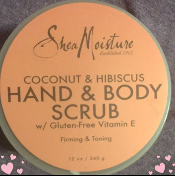 SheaMoisture Coconut & Hibiscus Hand & Body Scrub uploaded by Blair🌙