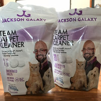 Jackson Galaxy® Steam Carpet Cleaner Tablets uploaded by Erica S.
