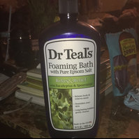 Dr. Teal's Relax & Relief Foaming Bath uploaded by Tiffany S.