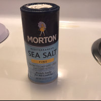 Morton Natural Sea Salt uploaded by Melaney M.