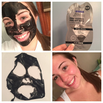 Freeman Fb-sachet Volcanic Ash Peel Off Mask uploaded by Haley D.