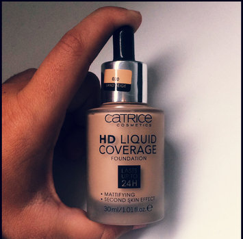 Catrice HD Liquid Coverage Foundation uploaded by Linda S.