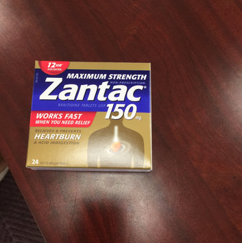 Photo of Zantac Maximum Strength uploaded by Karim M.