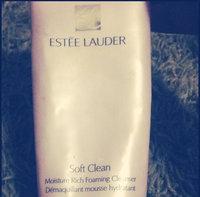 Estée Lauder Soft Clean Moisture Rich Foaming Cleanser uploaded by Linz G.