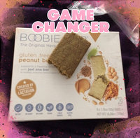 Boobie Bar® Herbal Lactation 6-Pack Oatmeal Peanut Butter Bars uploaded by Bridget F.