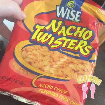 Wise Nacho Cheese  Nacho Twisters 1.5 Oz Bag uploaded by Shelby B.