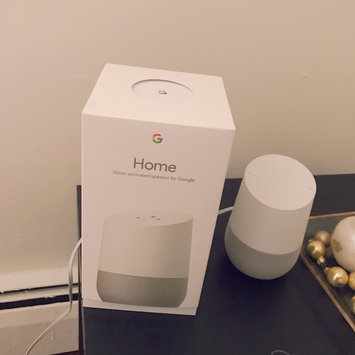 Photo of Google Home uploaded by Sneha T.
