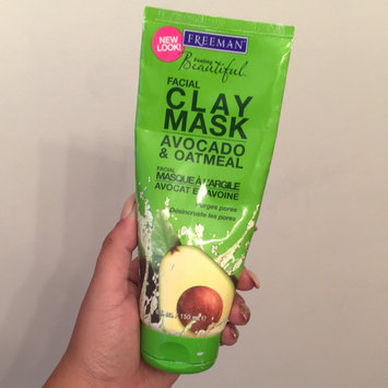 Freeman Beauty Feeling Beautiful™ Avocado & Oatmeal Clay Mask uploaded by Millicent C.