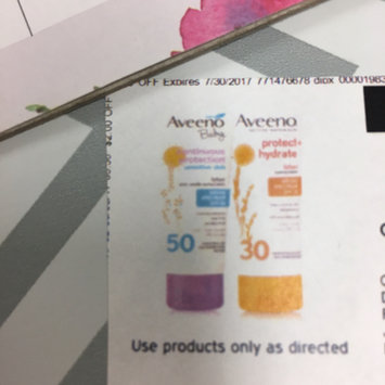 Aveeno SPF 50 Natural Protection Sunscreen Lotion uploaded by Samantha S.