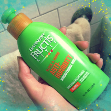 Photo of Garnier Fructis Style Anti-Humidity Smoothing Milk uploaded by Sarah V.
