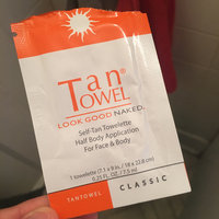 Tan Towel Tan To Go Classic uploaded by shelby s.