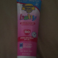 Banana Boat Baby Sun Protection Lotion With SPF 50 uploaded by Tabitha A.