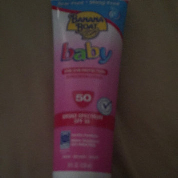 Photo of Banana Boat Baby Sun Protection Lotion With SPF 50 uploaded by Tabitha A.