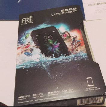 Photo of Lifeproof - Fre Protective Waterproof Case For Apple® Iphone® 7 Plus - Asphalt Black uploaded by Evelyn W.