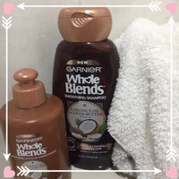 Garnier Hair Care Whole Blends Smoothing Shampoo uploaded by Yorveline M.