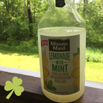 Photo of Minute Maid® Lemonade with Mint uploaded by Jaclyn S.