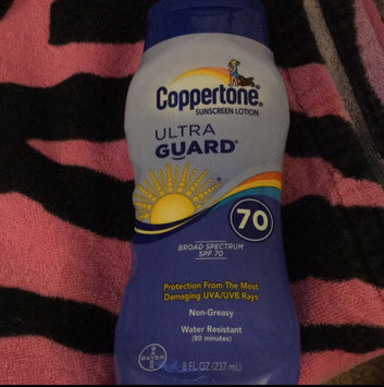 Coppertone Ultra Guard Sunscreen Lotion uploaded by Kristen W.