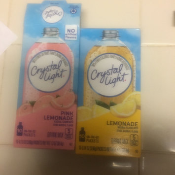 Crystal Light Drink Mix uploaded by Monica C.