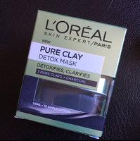 L'Oréal Paris Detox & Brighten Pure-Clay Mask uploaded by Corinne C.