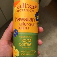 Alba Botanica Hawaiian After-sun Lotion Replenishing Kona Coffee uploaded by Crystal M.