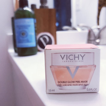 Photo of Vichy Double Glow Facial Peel Mask uploaded by Tabitha S.