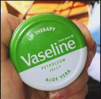Vaseline Lip Therapy Aloe Vera Lip Balm Tin, 0.6 oz uploaded by Lauren B.