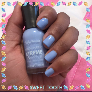 Photo of Sally Hansen Hard As Nails Xtreme Wear .4 oz Nail Color in Babe Blue uploaded by Jacqueline M.