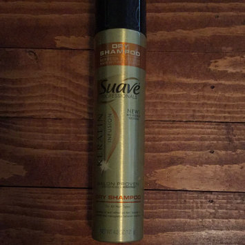 Photo of Suave Professionals® Keratin Infusion Dry Shampoo uploaded by Heather M.