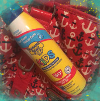 Banana Boat Kids Continuous Spray Sunscreen, SPF 50+, Fragrance Free, Water Resistant, 6 Oz + Yes to Tomatoes Moisturizing Single Use Mask uploaded by Lacanda F.