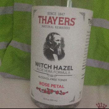 Thayers Alcohol-Free Rose Petal Witch Hazel Toner uploaded by Darlie T.