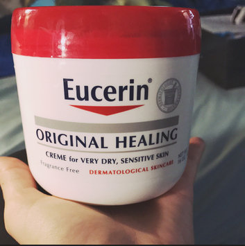 Photo of Eucerin Original Healing Creme uploaded by Sian S.