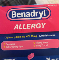 Benadryl Allergy Relief uploaded by Grecia R.